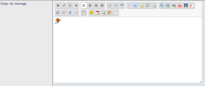 Nouvel éditeur de message, comment ça fonctionne ? Mode_w10