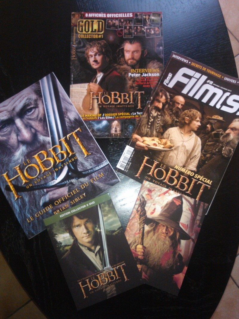 Le Seigneur des Anneaux / The Hobbit #3 Wp_00225