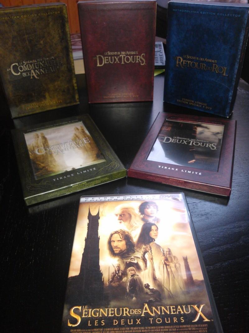 Le Seigneur des Anneaux / The Hobbit #3 Wp_00226