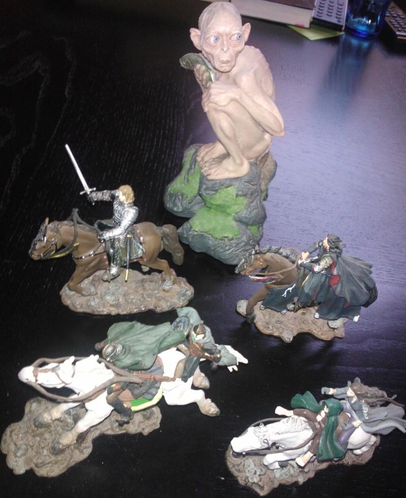 Le Seigneur des Anneaux / The Hobbit #3 Wp_00235