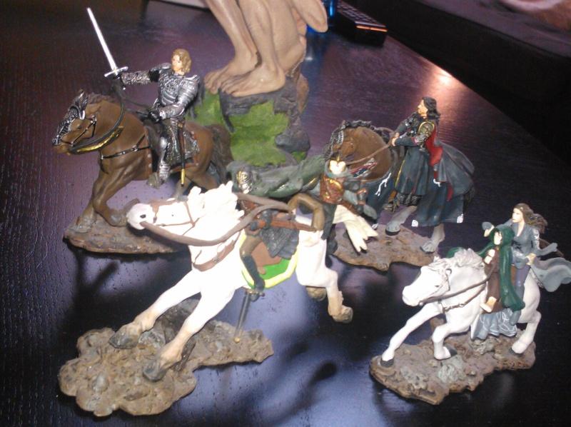 Le Seigneur des Anneaux / The Hobbit #3 Wp_00236