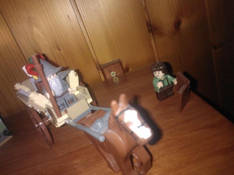 Le Seigneur des Anneaux / The Hobbit #3 Wp_00243
