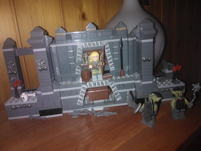 Le Seigneur des Anneaux / The Hobbit #3 Wp_00244
