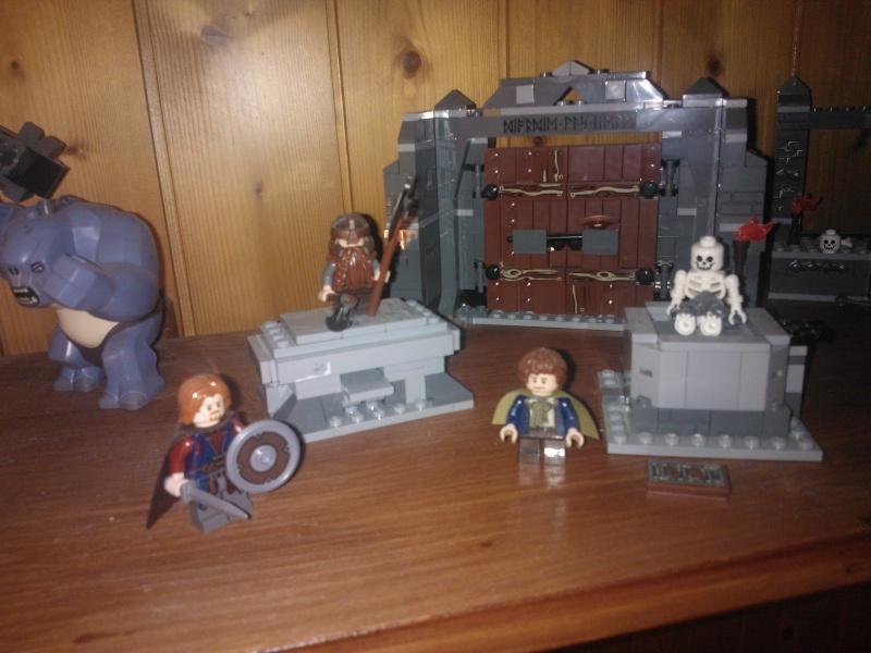 Le Seigneur des Anneaux / The Hobbit #3 Wp_00245