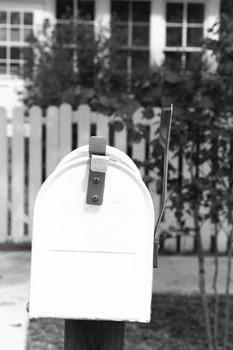 Boîte aux lettres d'Isaac Parker Isaacp10