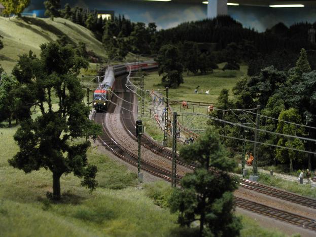Schwarzwald Modellbahn Hausach A_418