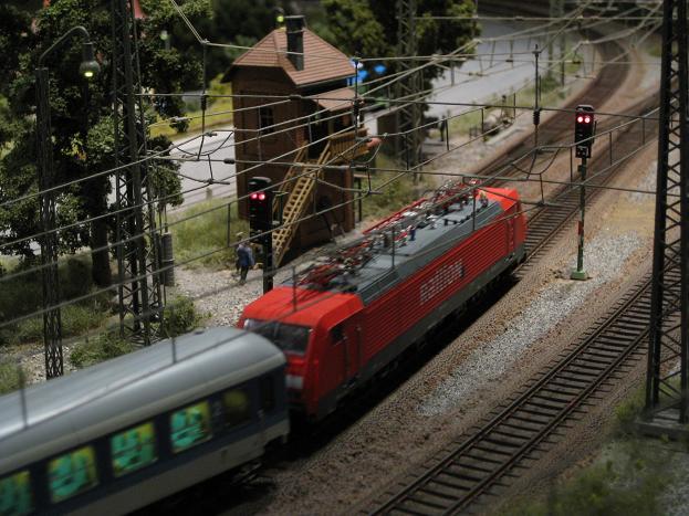Schwarzwald Modellbahn Hausach A_617
