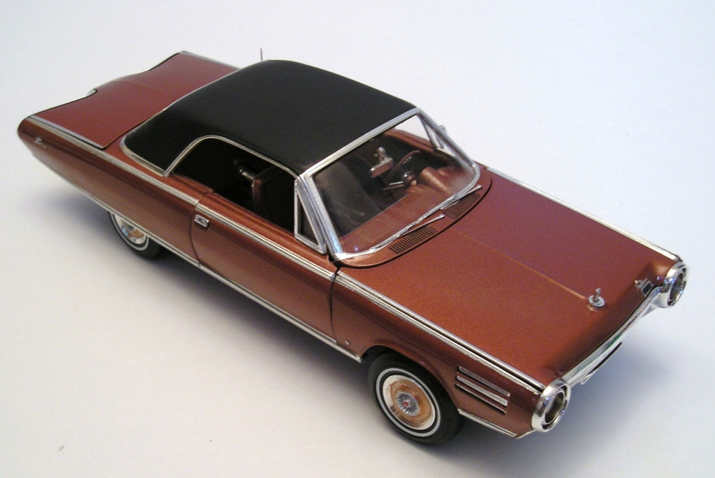 CHRYSLER TURBINE 1963 terminée  001bcd12