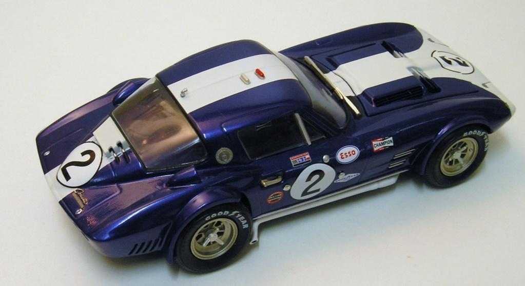 """Corvette Grand sport """"replica""""  02210"""