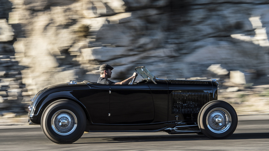 Ford 32 Roadster  04-hhr10