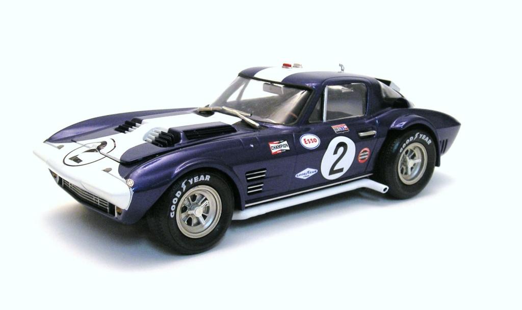 """Corvette Grand sport """"replica""""  04410"""