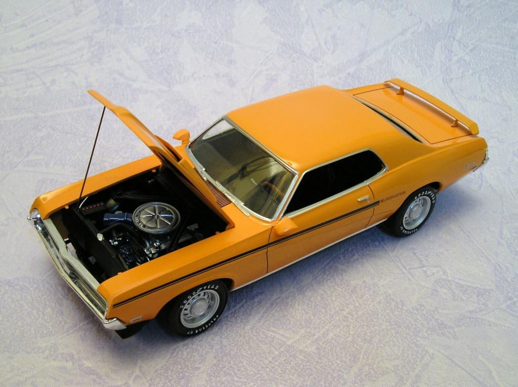 1967 Mercury Cougar 11810