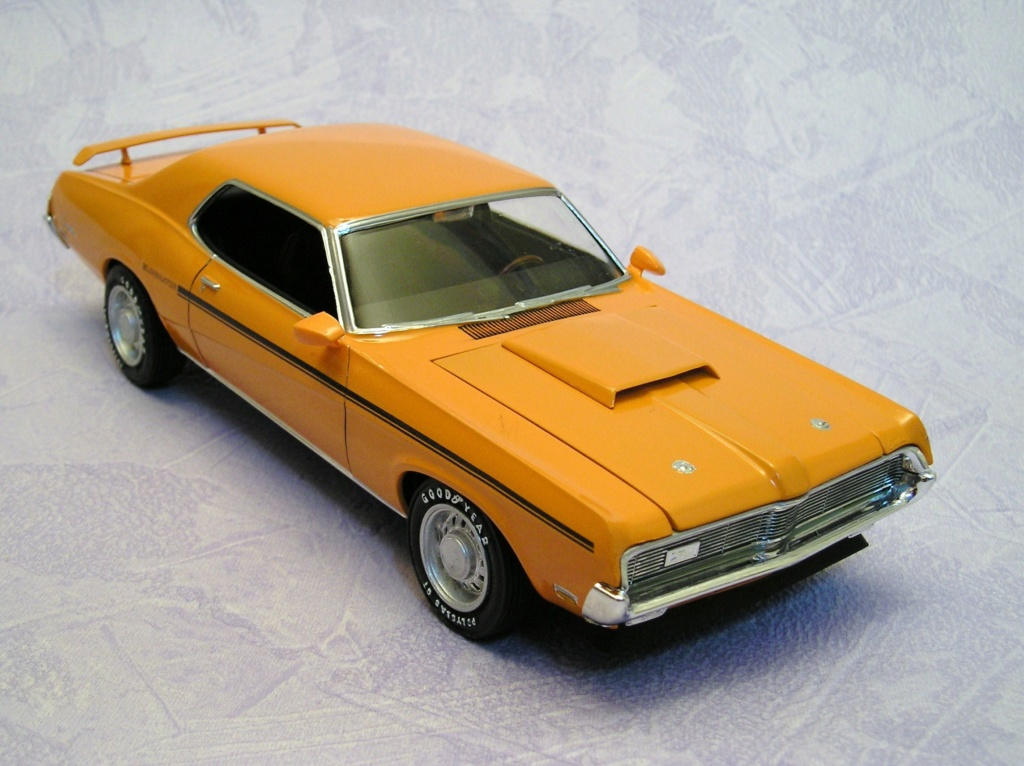 1967 Mercury Cougar 12010