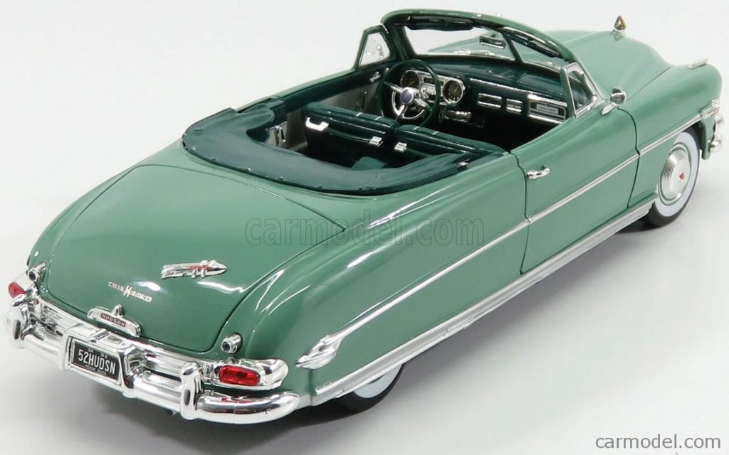 Hudson Hornet 1952 convertible terminée 12093310