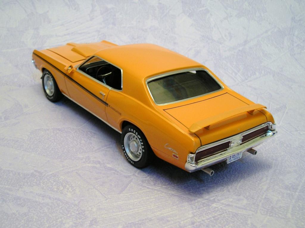 1967 Mercury Cougar 12310