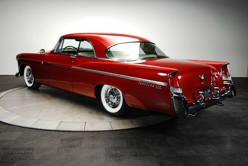 Chrysler 300b 1956 terminée 1956-c10