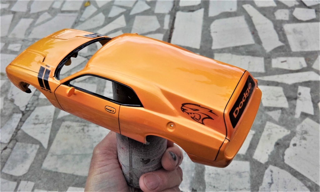Dodge Challanger 2009 Wagon TERMINEE 20181113