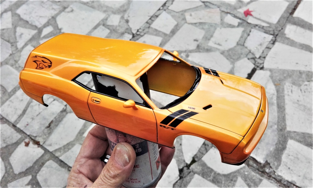 Dodge Challanger 2009 Wagon TERMINEE 20181114