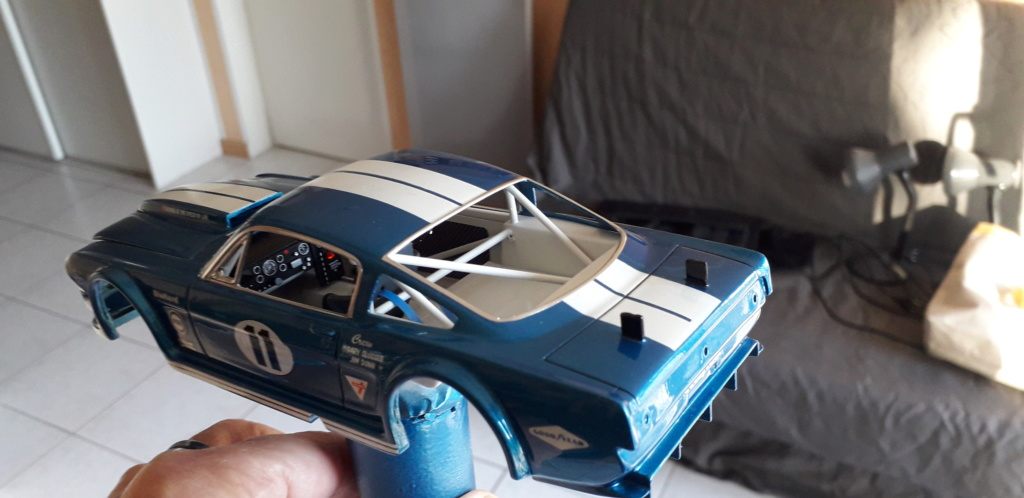 Projet 2eme Mustang gt 350 version racing fictive [TERMINE] - Page 3 20191110