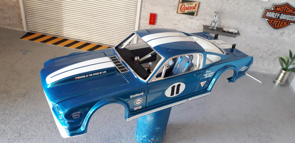Projet 2eme Mustang gt 350 version racing fictive [TERMINE] - Page 3 20191111