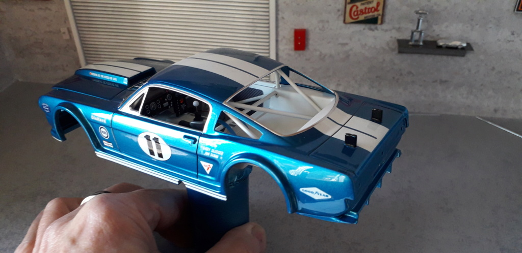 Projet 2eme Mustang gt 350 version racing fictive [TERMINE] - Page 3 20191112