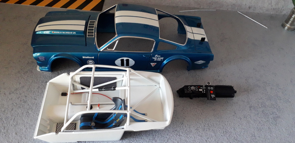 Projet 2eme Mustang gt 350 version racing fictive [TERMINE] - Page 3 20191113
