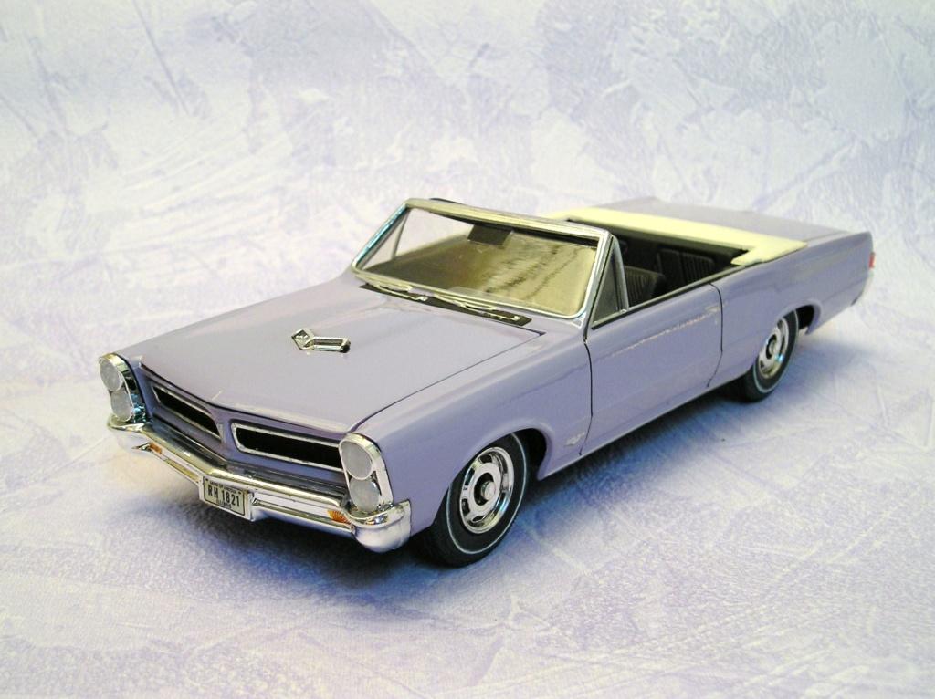 Pontiac gto 65 réstaurée  21810