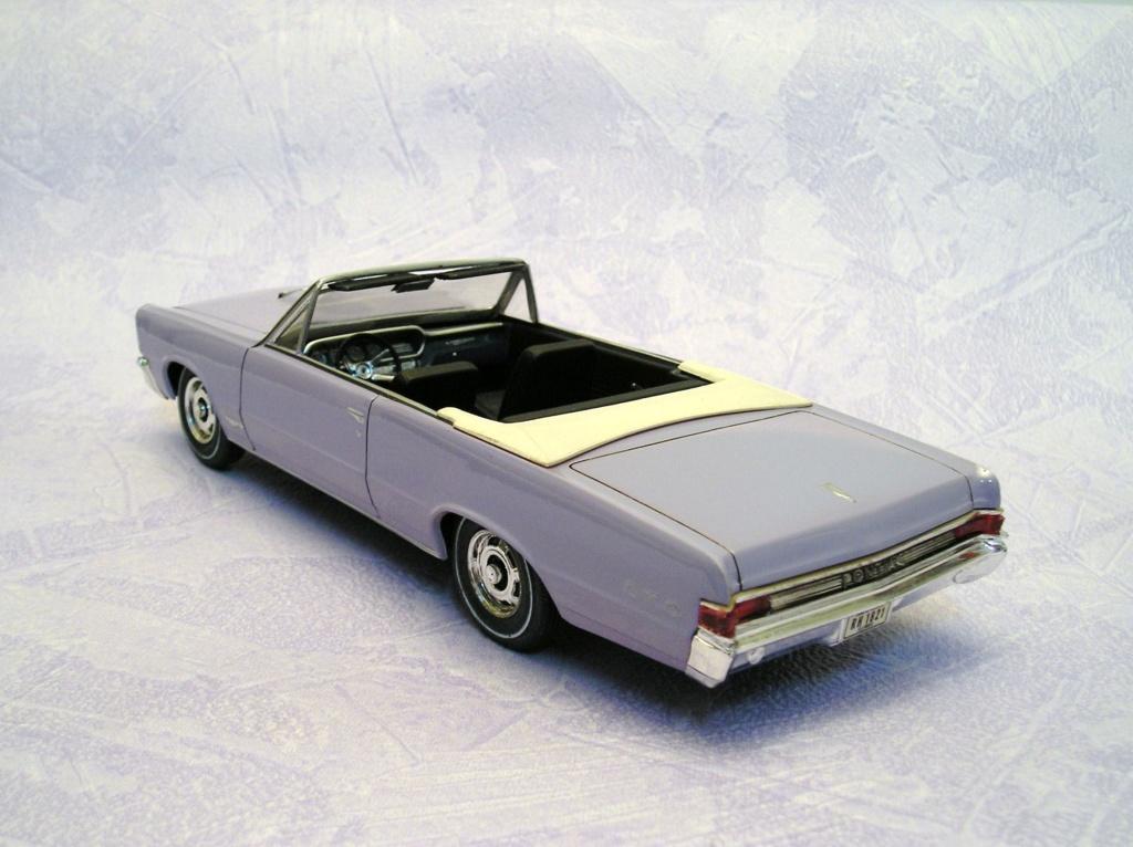Pontiac gto 65 réstaurée  21910