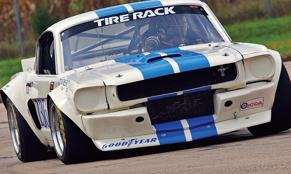 Mustang gt 350 scca terminée 65-66-11