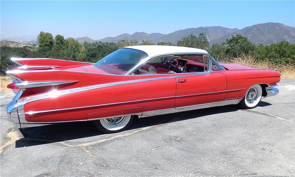 Cadillac 59 terminée 6aab7810