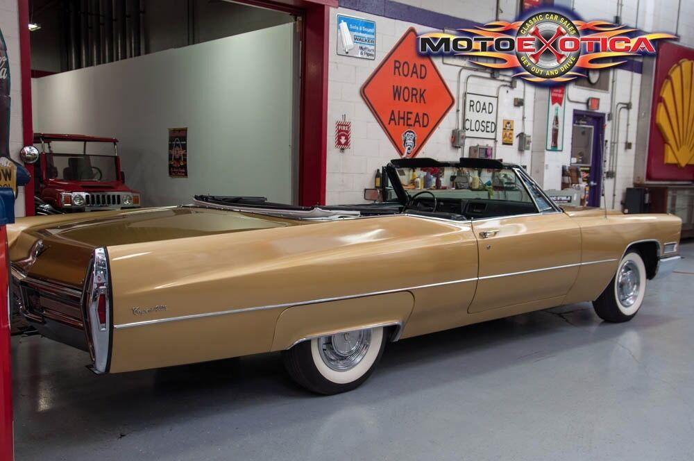 restauration complete Cadillac 68 Johan terminée 910