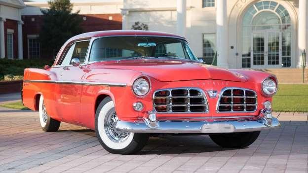 Chrysler 300b 1956 terminée Bbvc8f10