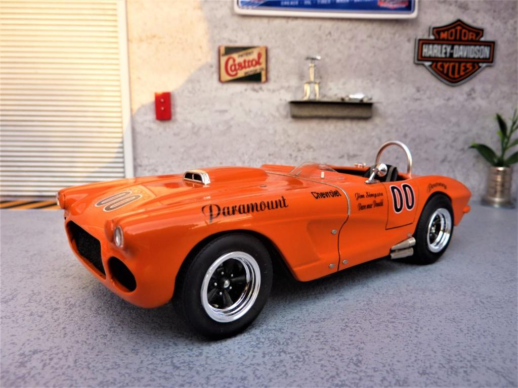 Corvette 62 scca Dave Mc Donald terminée - Page 4 Corvet22