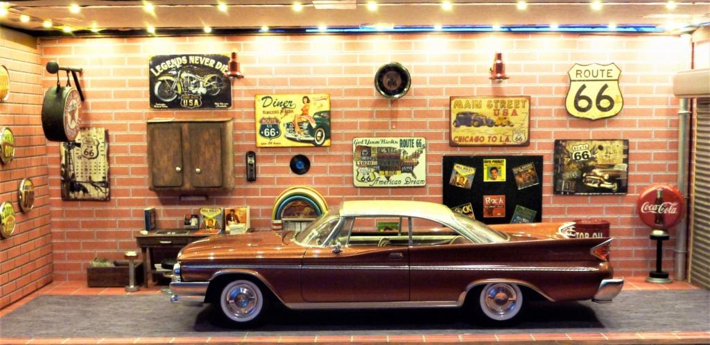 """Garage  d""""un nostalgique de la route 66 terminé - Page 2 P1450611"""