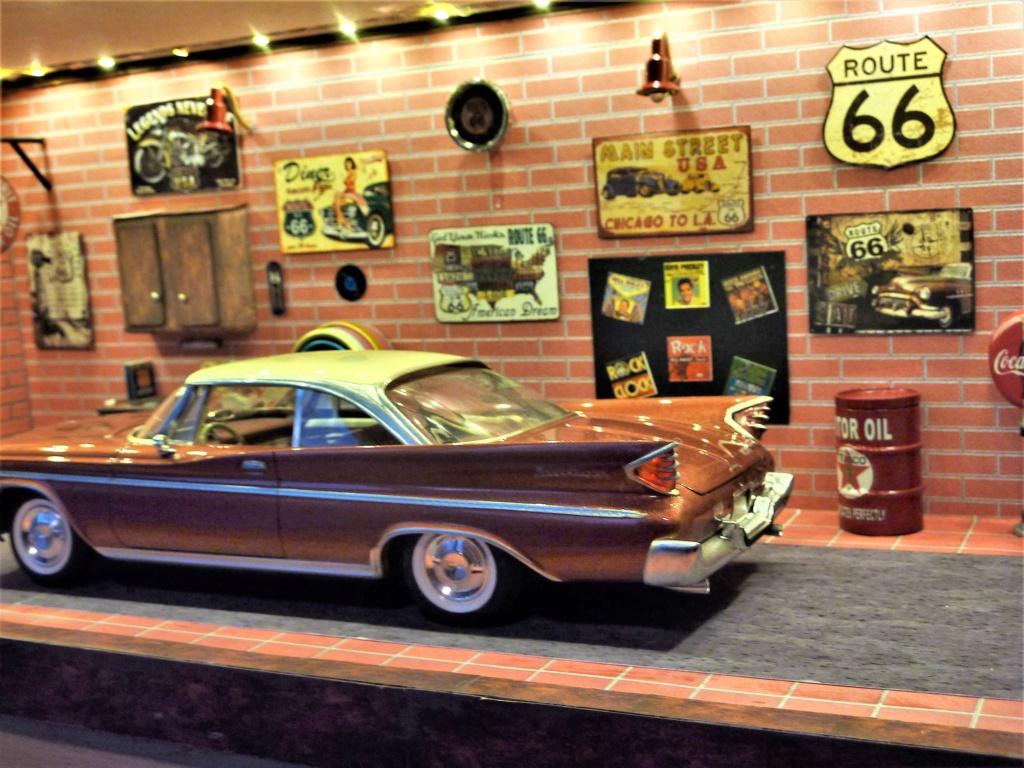 """Garage  d""""un nostalgique de la route 66 terminé - Page 2 P1450612"""