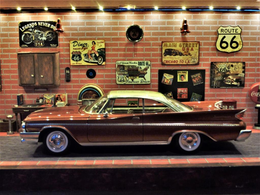 """Garage  d""""un nostalgique de la route 66 terminé - Page 2 P1450613"""