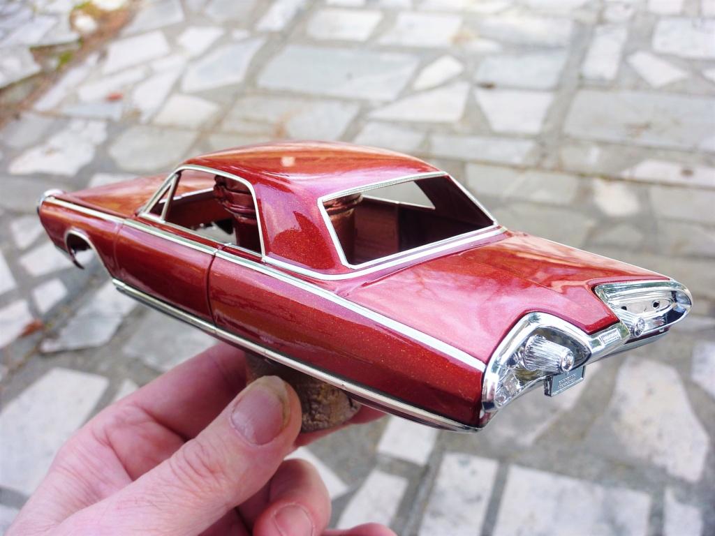 CHRYSLER TURBINE 1963 terminée  P1460713