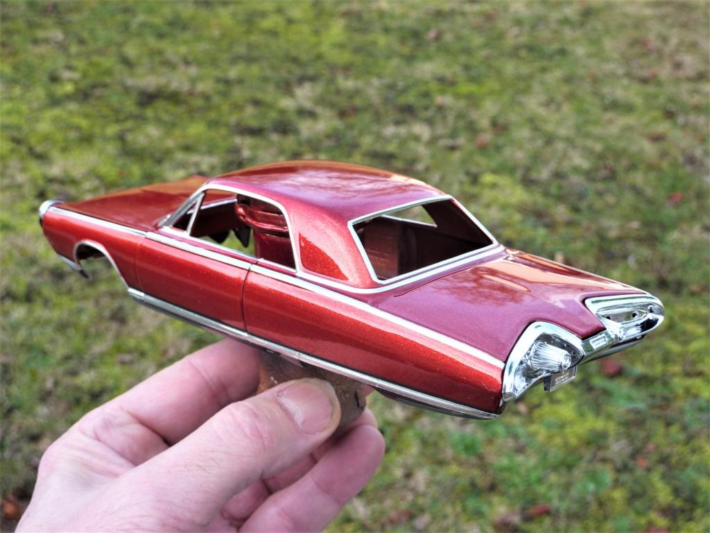 CHRYSLER TURBINE 1963 terminée  P1460716