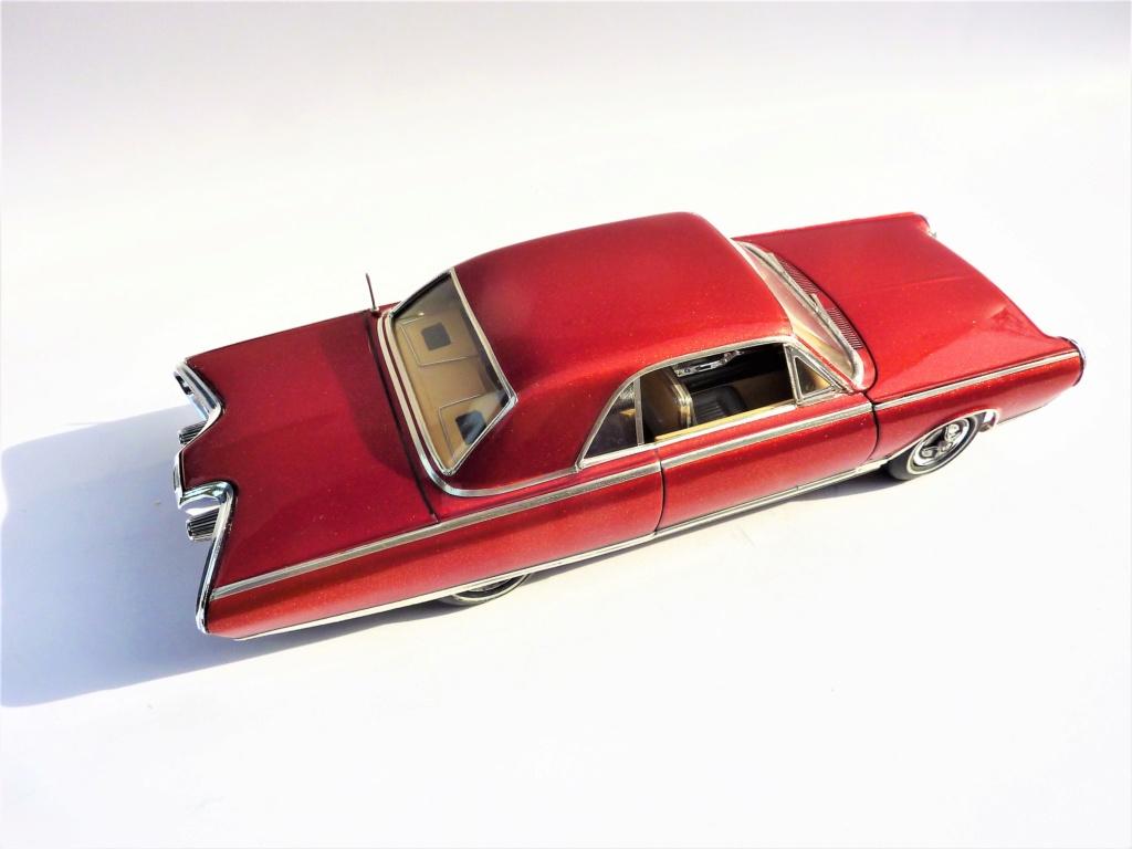 CHRYSLER TURBINE 1963 terminée  P1460730