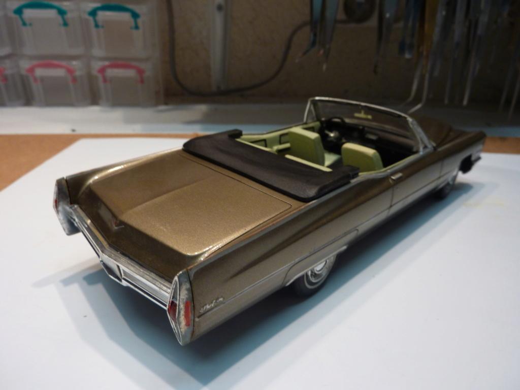restauration complete Cadillac 68 Johan terminée P1470411