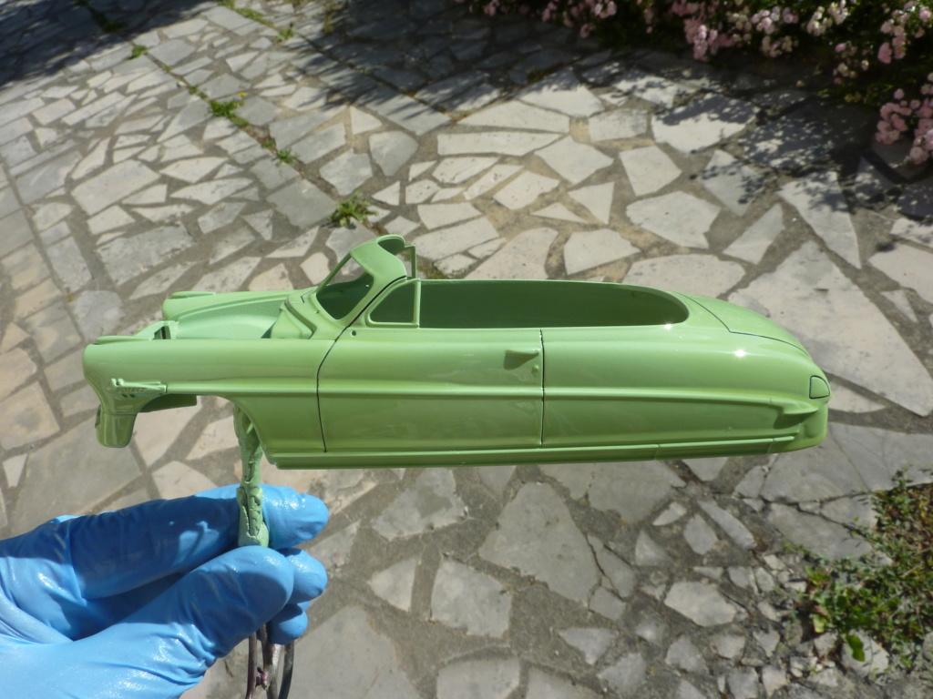 Hudson Hornet 1952 convertible terminée P1470520