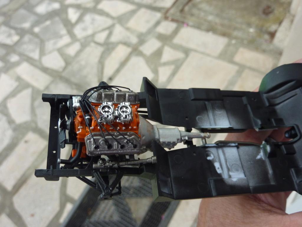 Plymouth Hemi Cuda 70 revell terminée P1470716