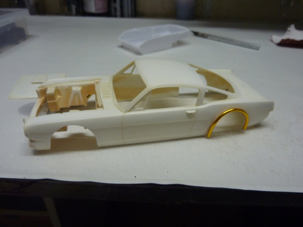 Projet 2eme Mustang gt 350 version racing fictive terminée P1480511