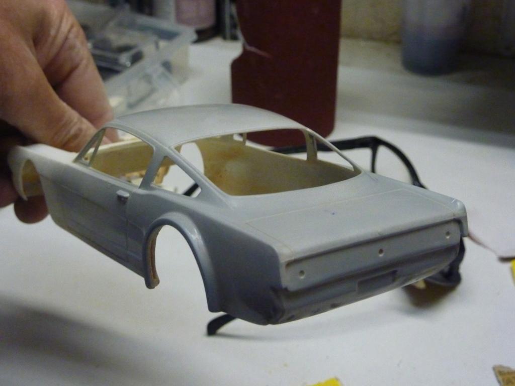Projet 2eme Mustang gt 350 version racing fictive terminée P1480513