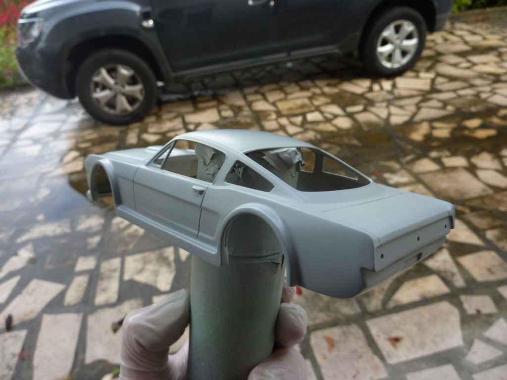 Projet 2eme Mustang gt 350 version racing fictive terminée P1480518