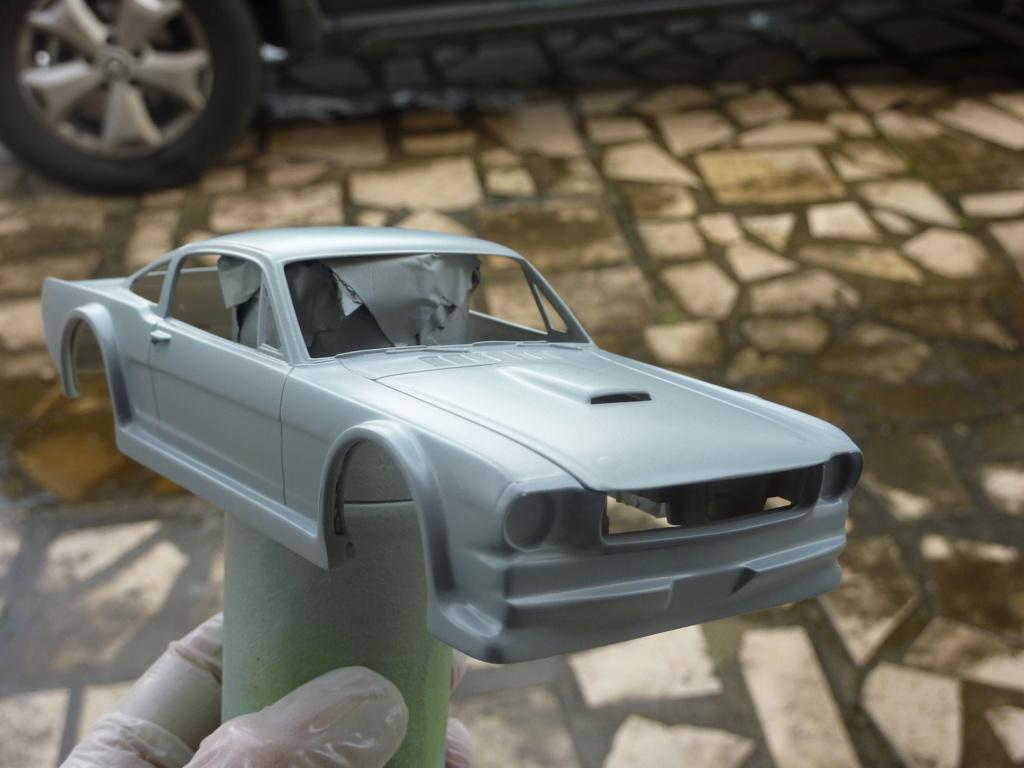 Projet 2eme Mustang gt 350 version racing fictive terminée P1480519