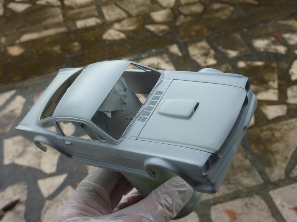Projet 2eme Mustang gt 350 version racing fictive terminée P1480520