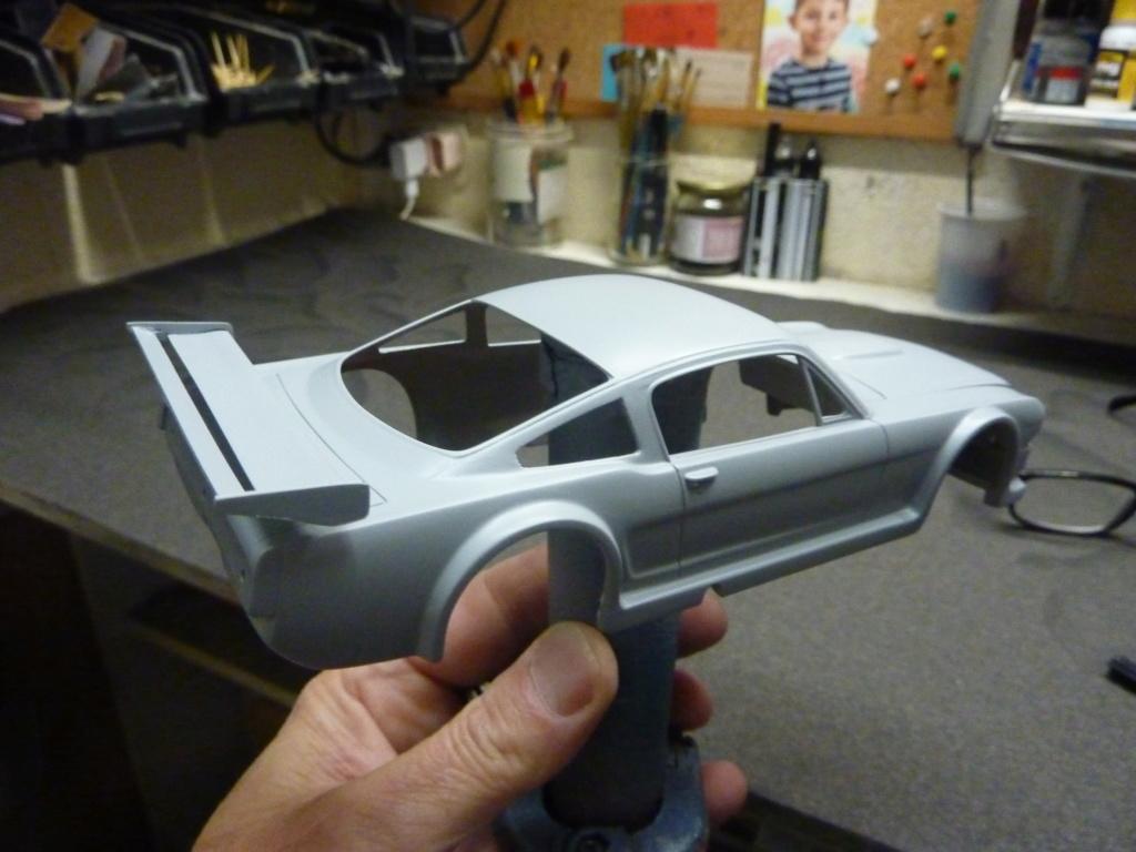 Projet 2eme Mustang gt 350 version racing fictive terminée P1480521