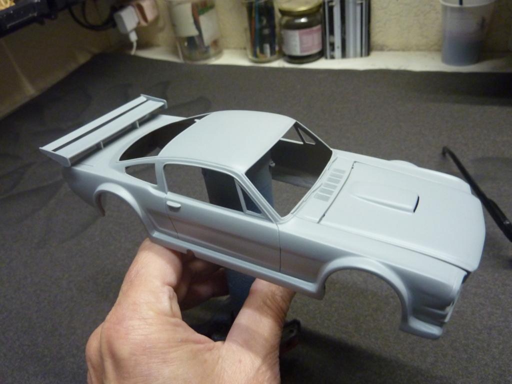 Projet 2eme Mustang gt 350 version racing fictive terminée P1480522