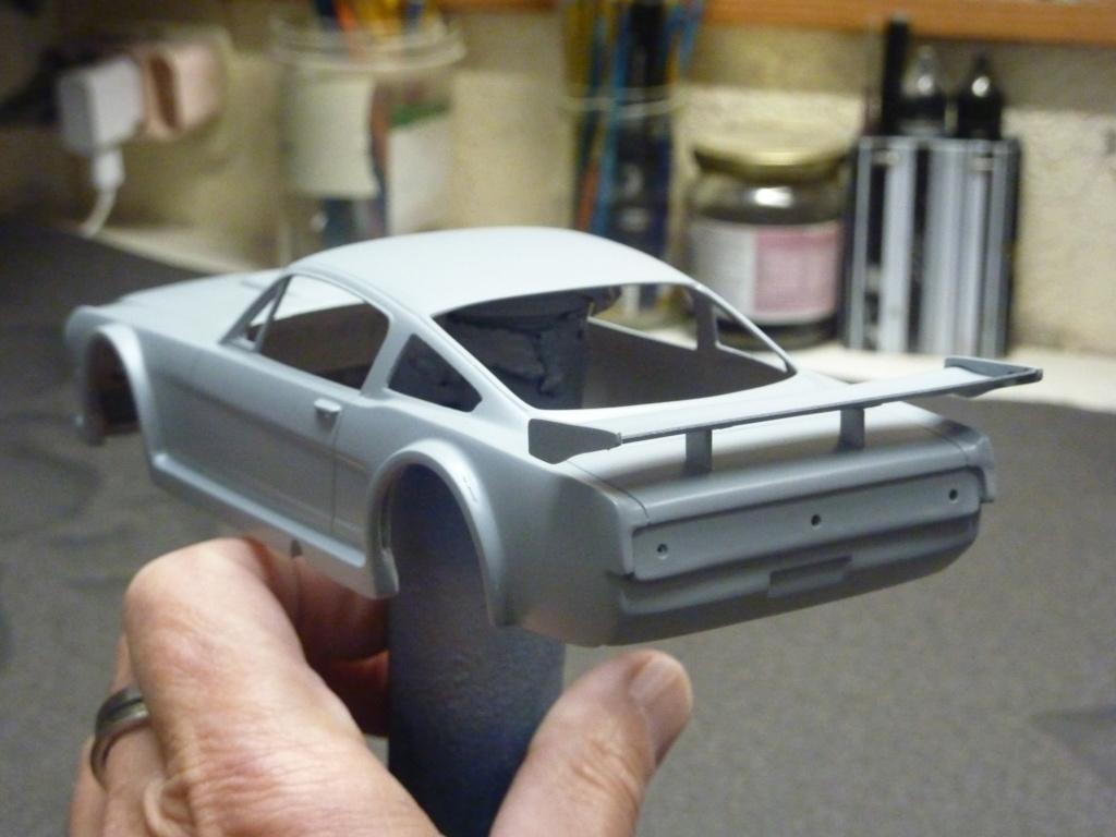 Projet 2eme Mustang gt 350 version racing fictive terminée P1480523